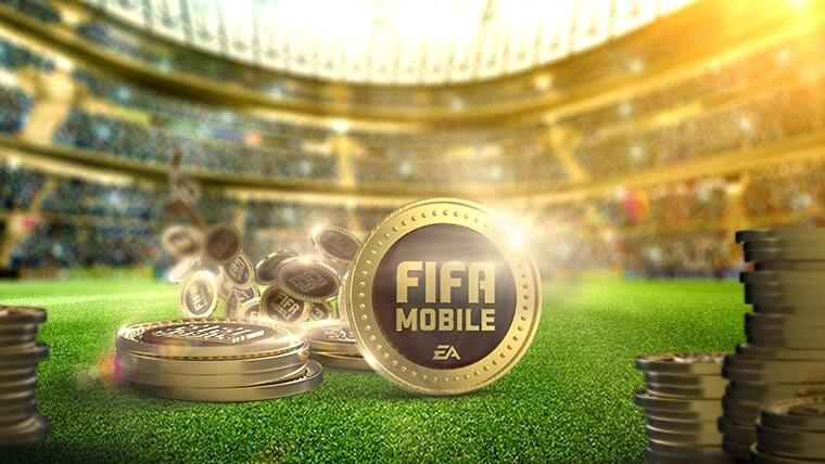 coin up fifa mobile монеты+
