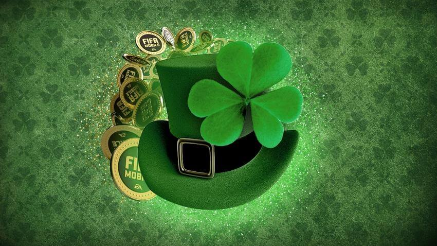 st. patricks day fifa mobile