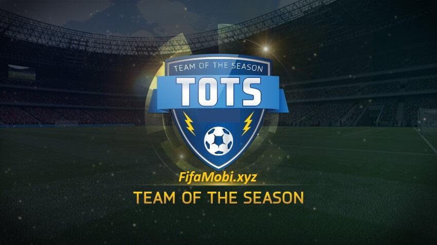 TOTS Fifa Mobile команда сезона фифа мобайл